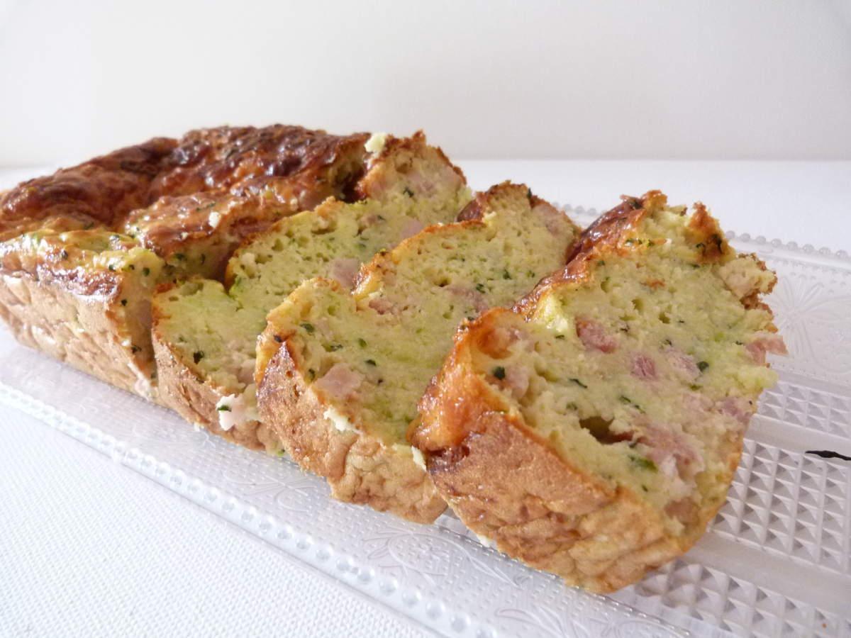 Recette Cake Aux Courgette Pour Apero