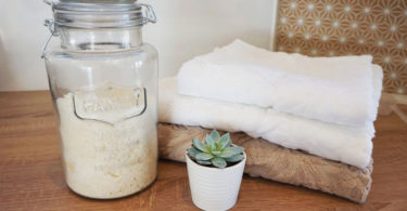 DIY Fais ta propre lessive