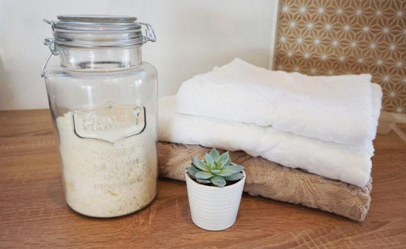 Diy faire sa propre lessive - Comment faire sa propre lessive ...